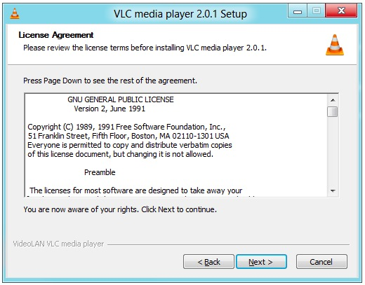 How do I install the free VLC Media Player? - AEA Digital Library